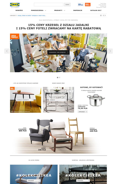 парсинг товаров польской икея Ikeapl в интернет магазин на Openсart